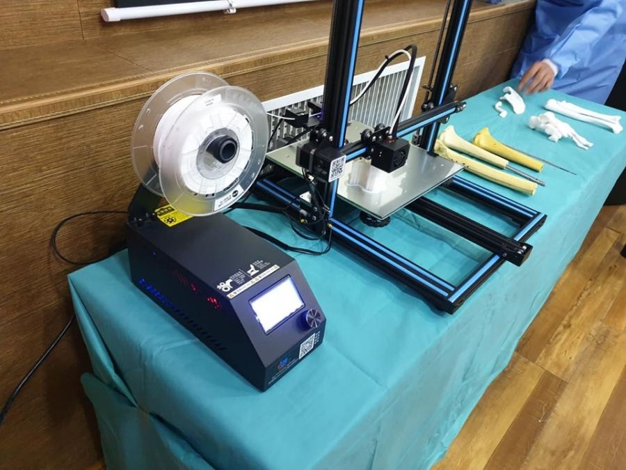 ГССҮТ 3D принтер буюу гурван хэмжээст хэвлэгчийг үйлчилгээндээ нэвтрүүллээ
