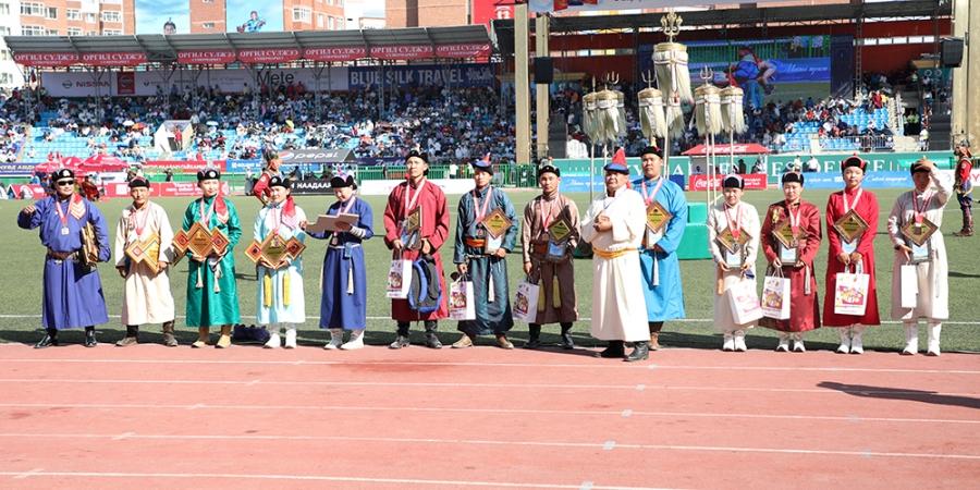 Монгол Улсын мэргэн харваач хоёроор нэмэгдлээ