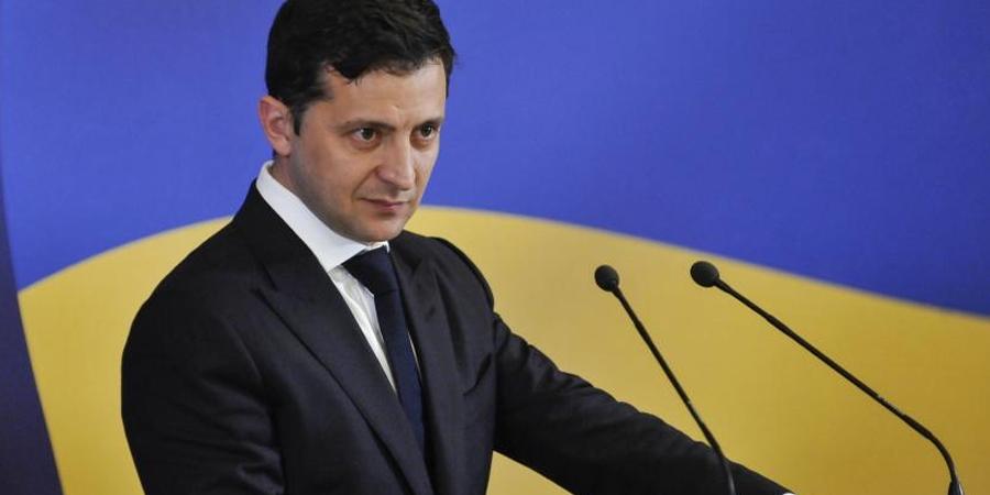 В.Зеленский парламентын ээлжит бус сонгууль зарлав