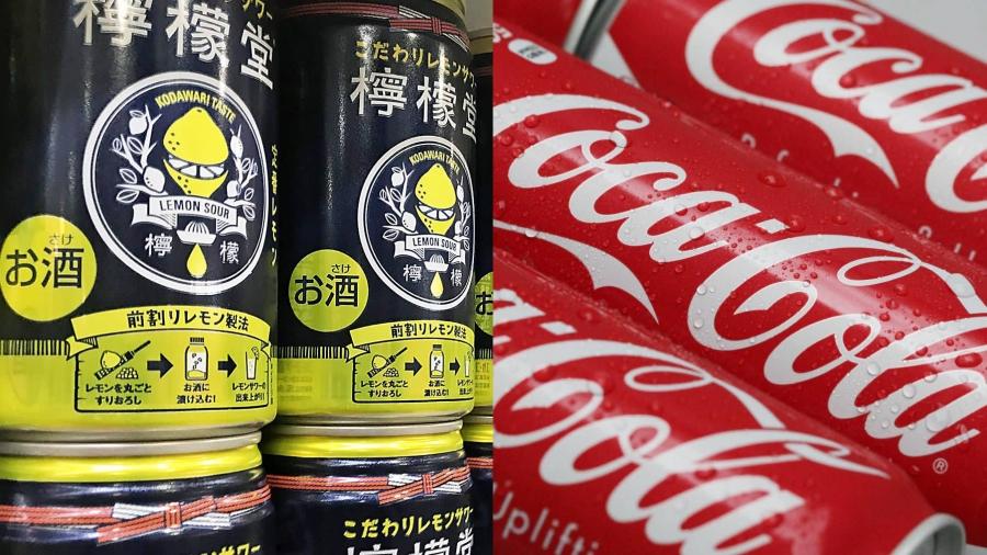 """""""Кока Кола"""" түүхэндээ анх удаа архины агууламжтай ундаа гаргана"""