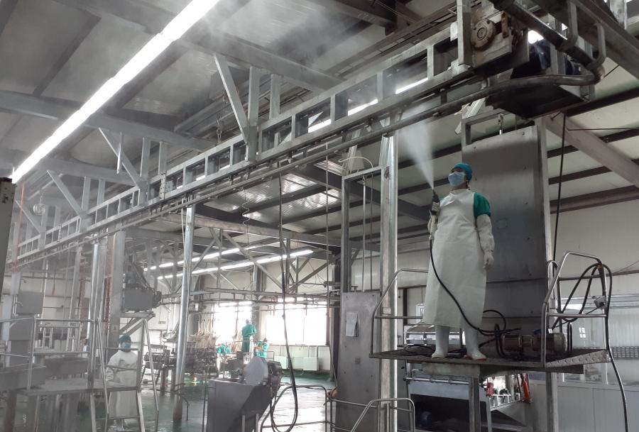 Мал төхөөрөх, дулааны аргаар махан бүтээгдэхүүн боловсруулах үйлдвэрүүдэд шалгалт хийжээ
