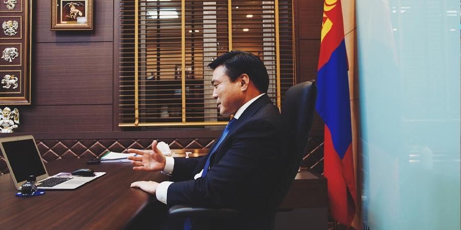 Би хэрхэн ажилладаг вэ? – Улаанбаатар хотын захирагч С.Амарсайхан