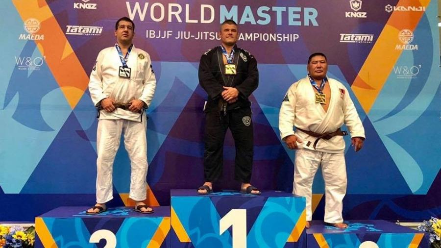 Г.Эрхэмбаяр аварга мастерсын дэлхийн аваргаас хүрэл медаль хүртжээ