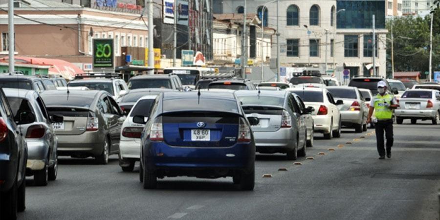 Маргааш тэгш тоогоор төгссөн дугаартай автомашин замын хөдөлгөөнд оролцоно