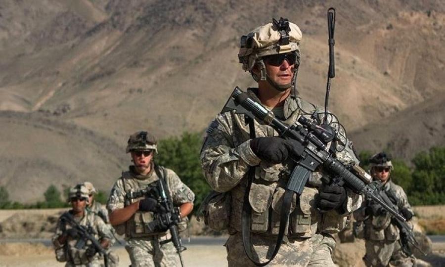 АНУ Афганистан дахь цэргийн баазаа хаана