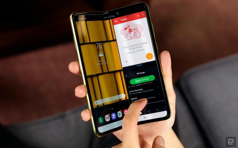 Эвхэгддэг ''Samsung Galaxy'' 4856 ам.долларт хүрэв