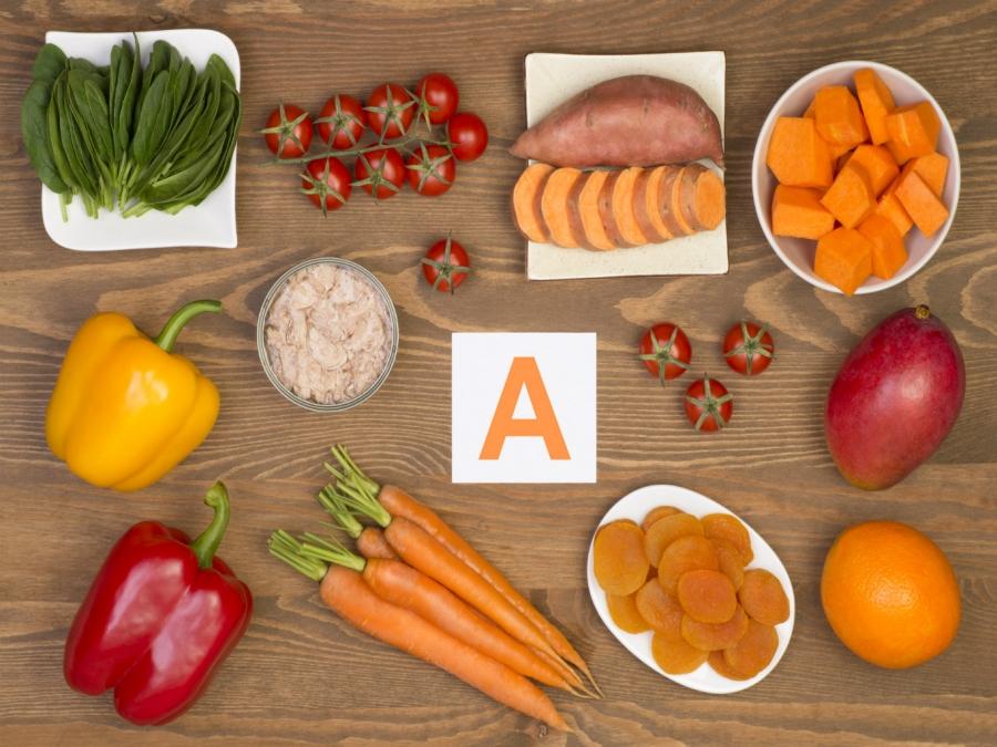 Нас ахиж буй дийлэнхи хүмүүс А витаминий дутагдалтай байдаг