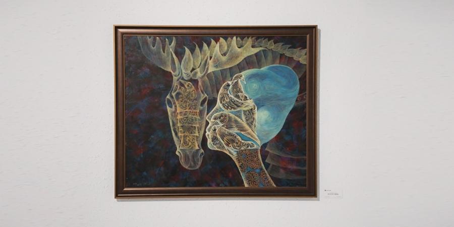 ХААН галерей дэх ''Монгол''  үзэсгэлэнгээр зочилж, дотоод мэдрэхүйгээ сэрээгээрэй