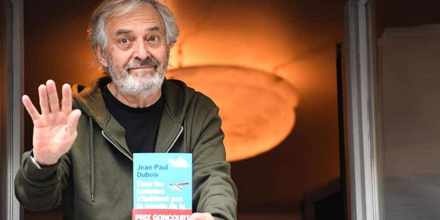 Гонкурын шагналыг зохиолч Жан Поль Дюбуа хүртэв