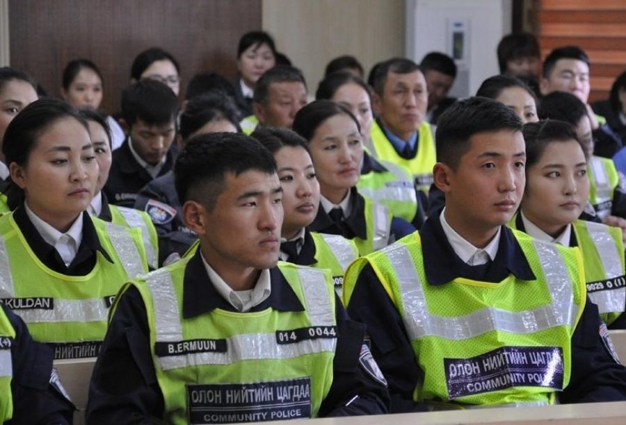 А.Батсүх: Олон нийтийн цагдаа бол иргэд цагдаагийн байгууллагыг холбогч гүүр юм