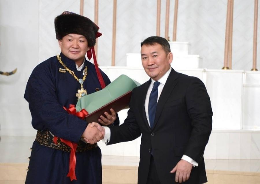 Н.Түвшинбаяр: Монгол нутагт, эгэл малчны гэрт онож төрсөн заяагаараа бахархаж байна