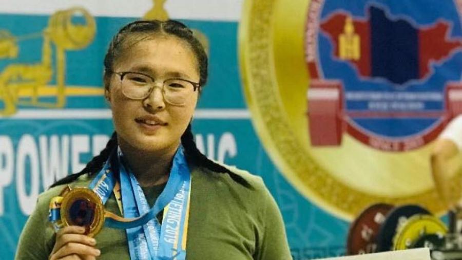 Дэд ахлагч Н.Номин Монгол Улсын рекордыг шинэчлэн тогтоолоо