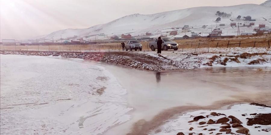 Нийслэлийн төсвийн хөрөнгөөр анх удаа гадаргын ус хуримтлуулах хөв байгууллаа