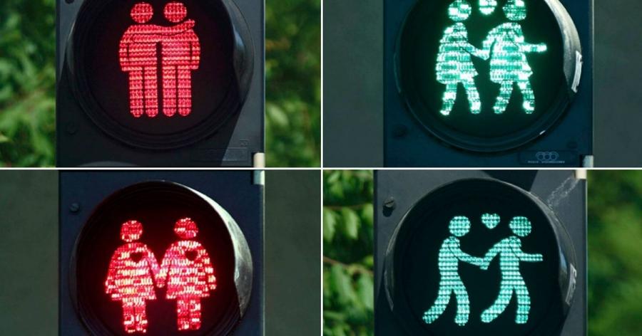 Авто замын хөдөлгөөн зохицуулах гэрлэн дохионы түүх
