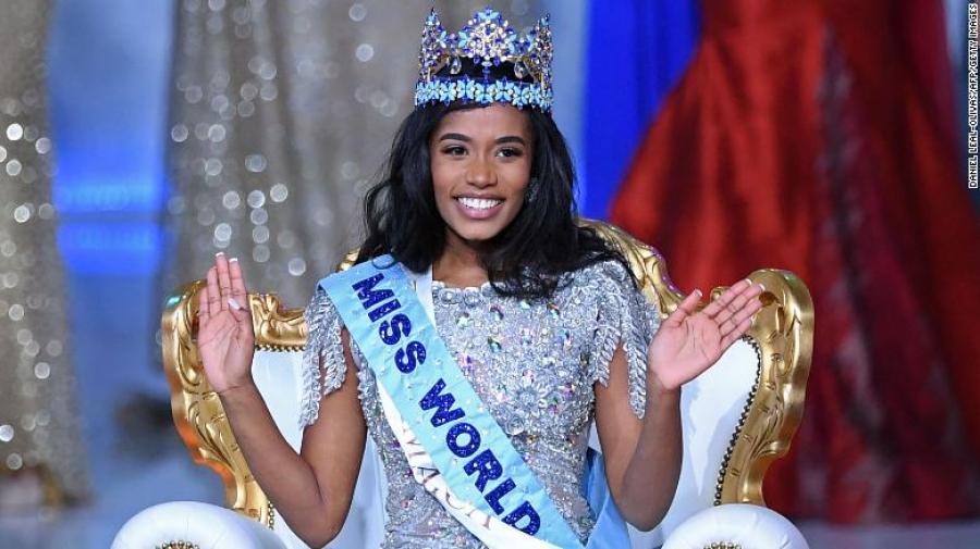"""""""Дэлхийн мисс-2019""""-ийн тэргүүн титмийг Ямайкийн мисс хүртлээ"""
