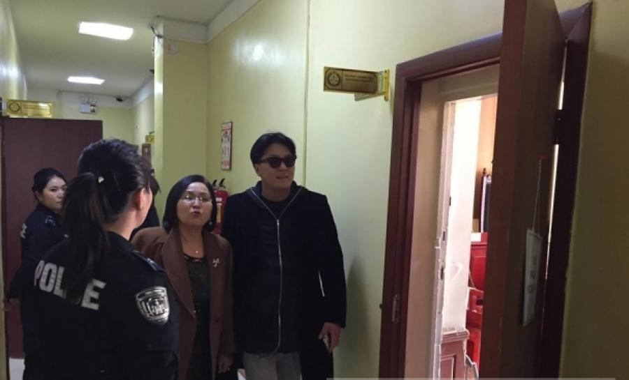 Монголын шүүх Б.Амархүүд биш хар тамхинд эрх чөлөө олголоо