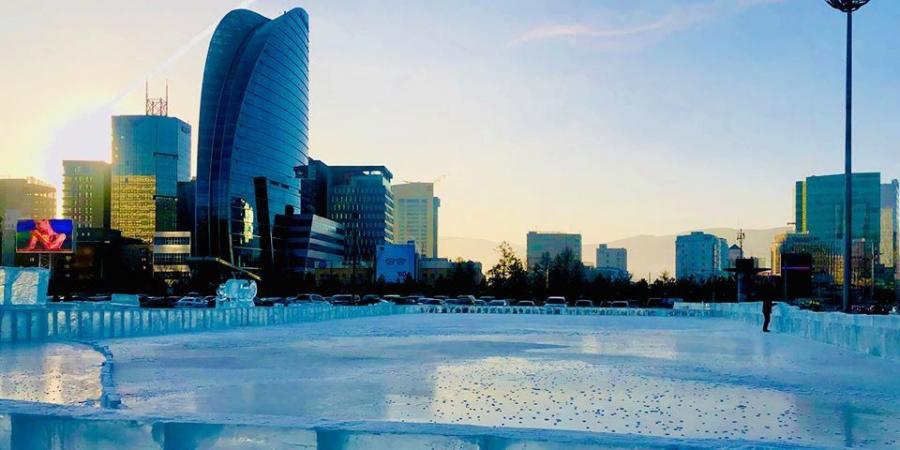 Улаанбаатарт 10-12 градус хүйтэн байна
