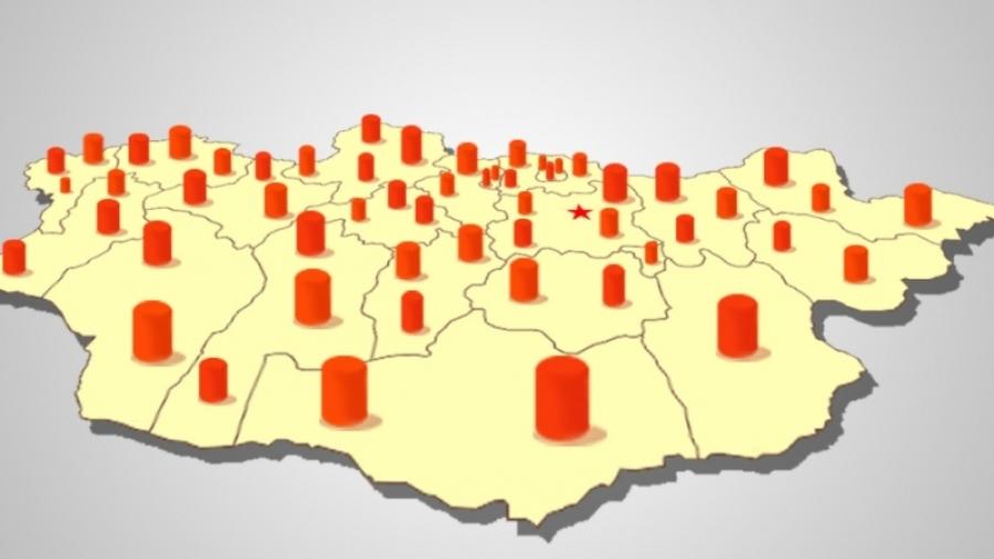Ирэх сонгуулиар Булган, Говь-Алтай, Дундговь, Сүхбаатар аймгуудын мандатын тоог нэмэх үү