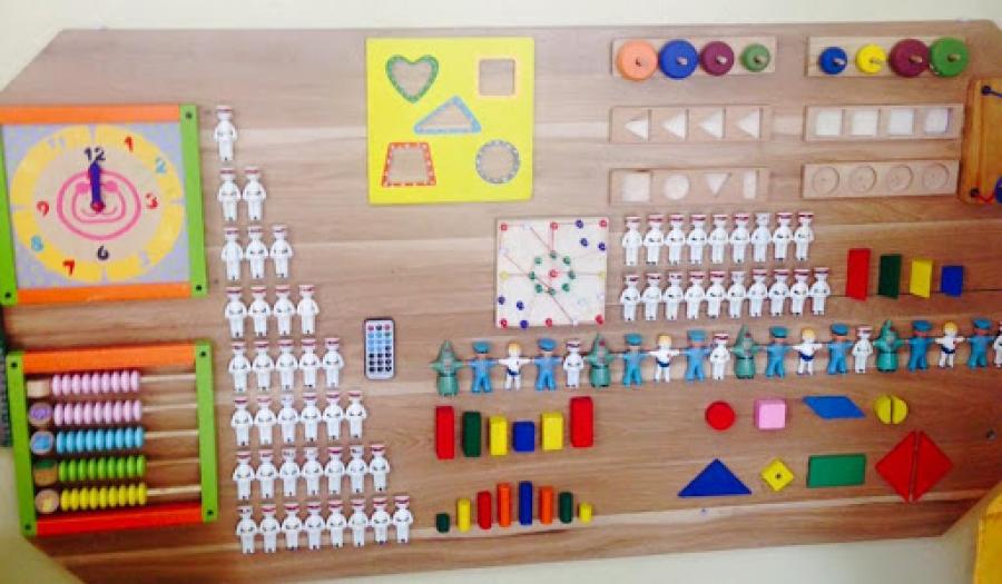 Сургуулийн өмнөх боловсролын /цэцэрлэг/ сурагчдад зориулсан теле хичээл
