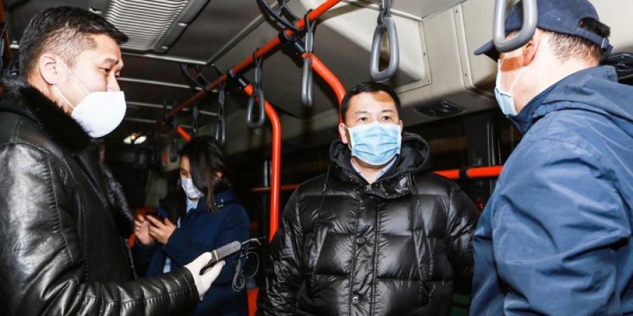 Б.Отгонсүх: Ариутгал, халдваргүйжүүлэлт хийгээгүй автобус компаниудад хариуцлага тооцно