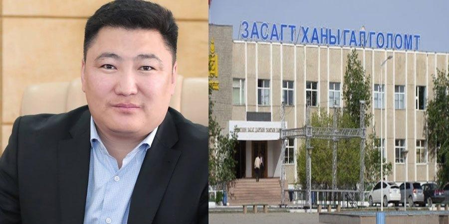 Говь-Алтай аймгийн Засаг дарга В.Рэнцэндоржийг үүрэгт ажлаас нь чөлөөллөө