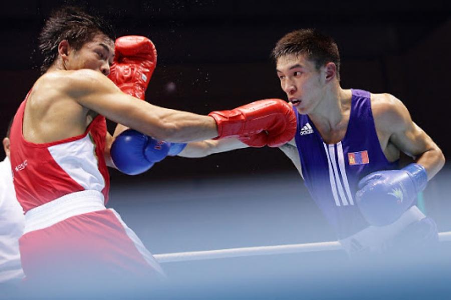 Б.Чинзориг олимпийн эрхээ авлаа