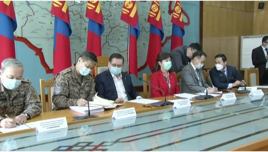 УОК: Манай улсад коронавирусийн халдвартай дөрвөн тохиолдол бүртгэгдээд байна