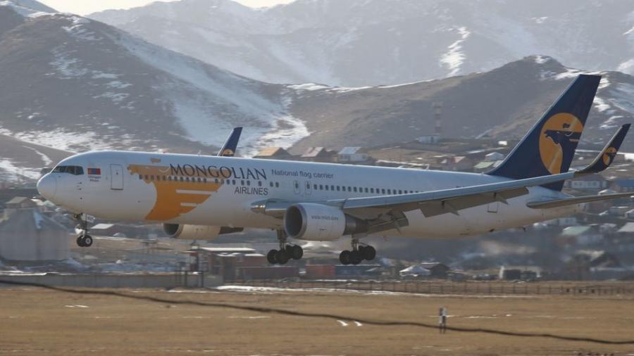 Япон улс руу нислэг үйлдэх тусгай үүргийн онгоцоор зорчих иргэдийн анхааралд