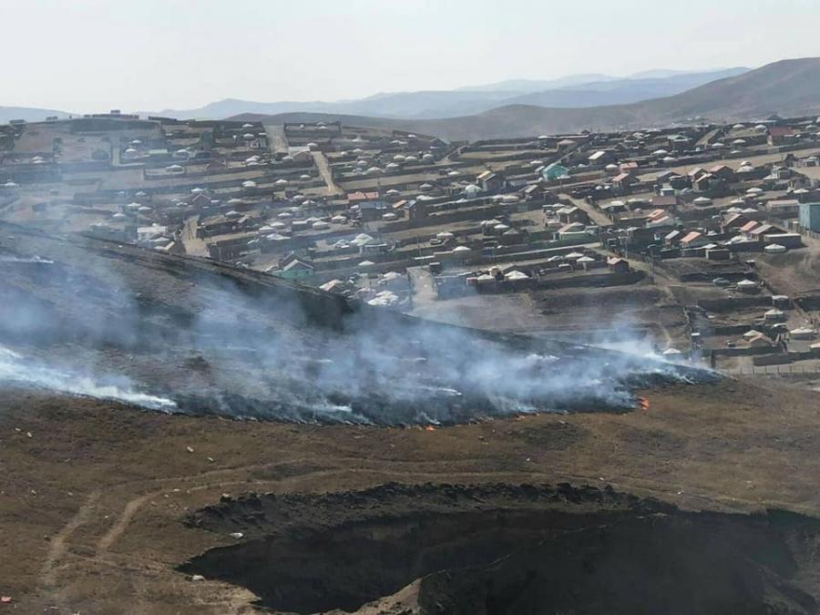 Санамсар болгоомжгүй үйлдлээс шалтгаалан гарах гал түймрийн гаралт ихсэх хандлагатай байна гэв