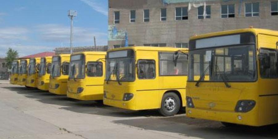 Авто зам засварын үеэрх нийтийн тээврийн үйлчилгээний төлөвлөлт