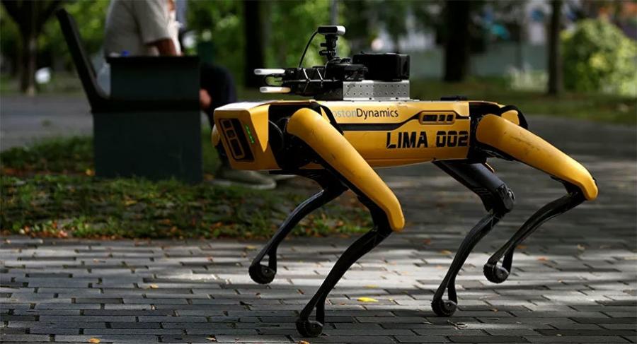 ''Ковид-19''-тэй тэмцэгч роботууд