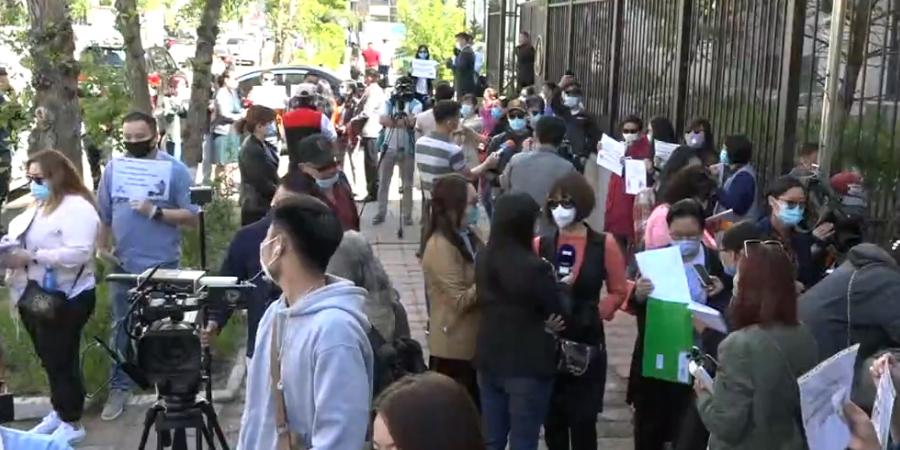 Тайланд улсад 150 гаруй иргэн ''гацжээ''