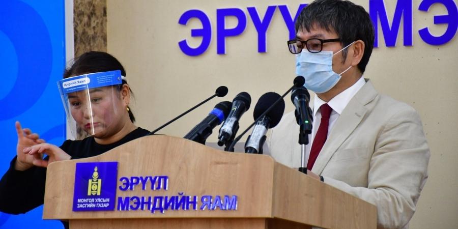 Д.Нямхүү: Коронавирусийн халдвар дахин таваар нэмэгдлээ