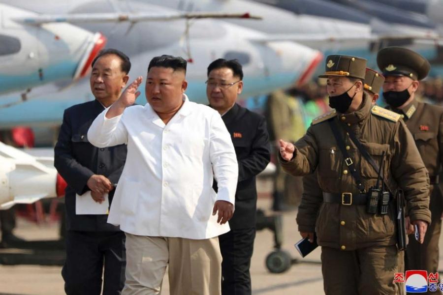 Пхеньян цэргийн бэлтгэл сургуулилтаа дахин эхлүүлнэ