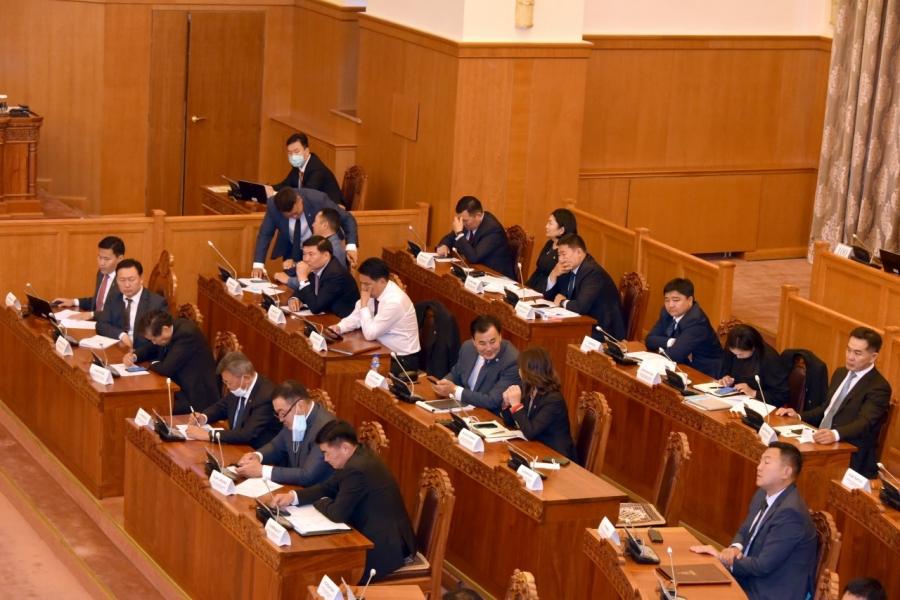 Монголын парламентын бүлгэмийг байгуулж, Бүлгэмийн Гүйцэтгэх хорооны даргаар  Т.Аюурсайханыг сонголоо