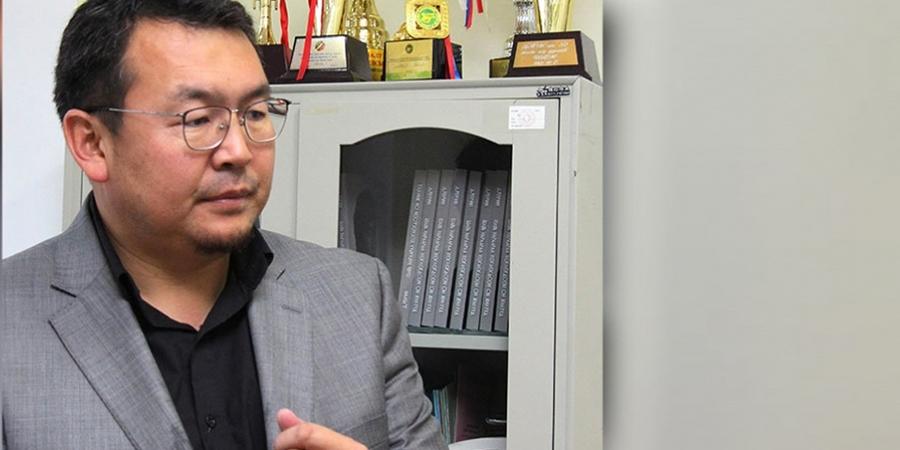 Р.Тамир: Үндэсний онцлогтой монгол волейбол гэж байх ёстой