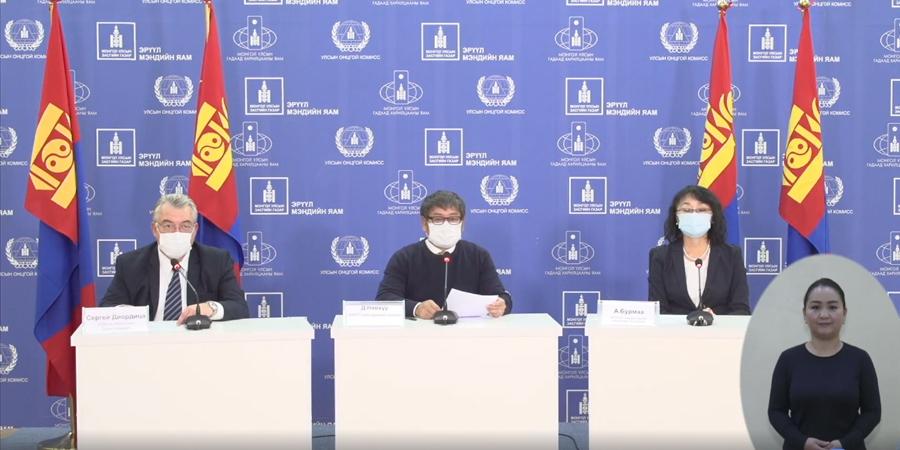 Сергей Диордица: ДЭМБ-аас томуугийн вирусийн эсрэг хамгаалах дархлаа үүсгэдэг вакциныг Монгол улсад өгч байна