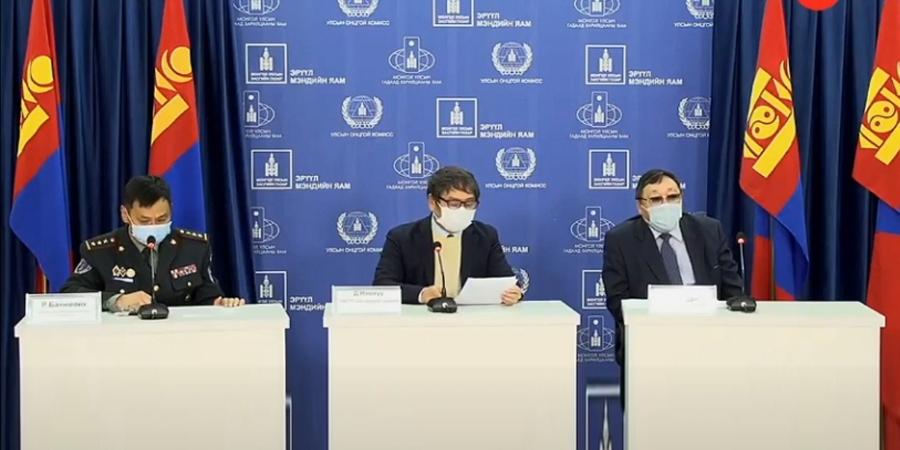 Д.Нямхүү: Гурван хүнээс коронавирус илэрлээ