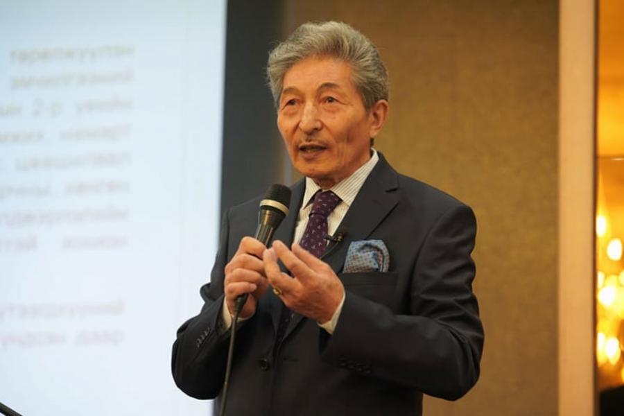 Хүн төрөлхтөнд үгээ хэлсэн монгол эрдэмтэн