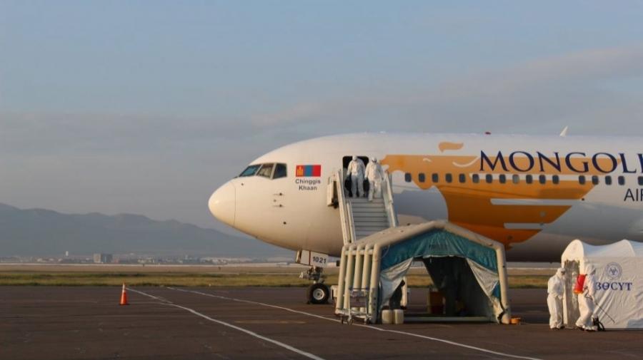 Сөүл-Улаанбаатарын тусгай үүргийн нислэгээр 258 иргэн эх орондоо ирнэ