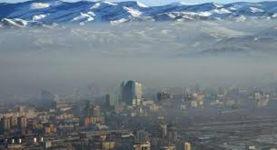 100 айл орчимд маш их агаарын бохирдолтой байна