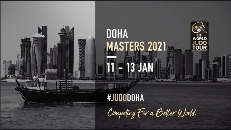 Жүдо бөхийн үндэсний шигшээ багийн тамирчид Катарын Дохаг зорино