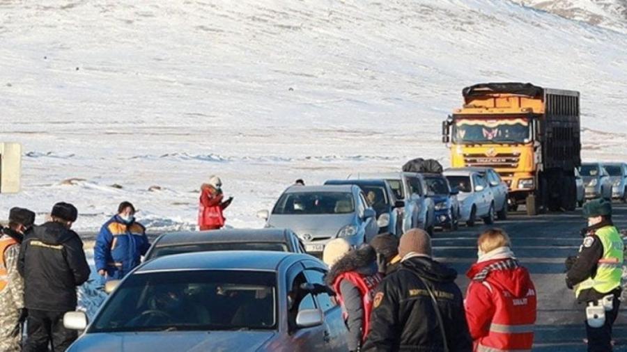 Авто тээврийн товчоодоор 3184 хүн нэвтэрчээ