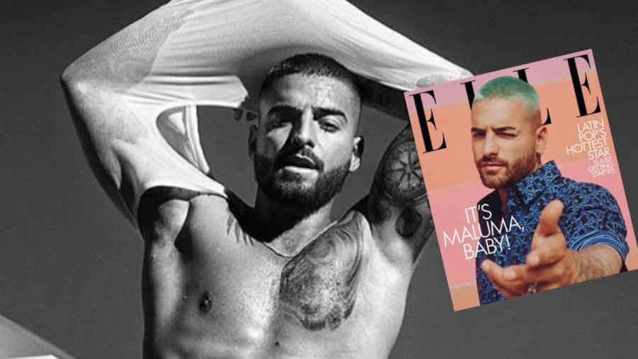 """Малума """"Элле"""" сэтгүүлд зурагаа тавиулсан анхны эрэгтэй болно"""