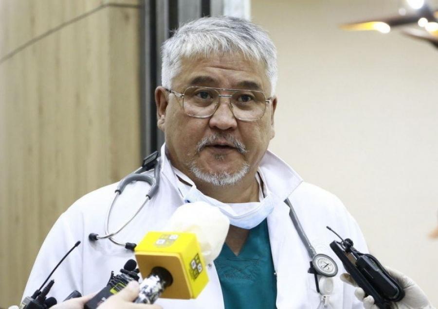 Б.Болдсайхан: Эмч мэс заслын өрөөнд өвчтөнөө орхидоггүйтэй адил Т.Мөнхсайхан Ковидын үед салбараа хаяж гарч болохгүй