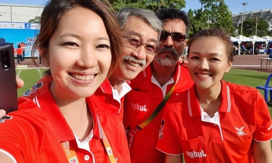 Э.Саруул ''Токио-2020'' олимпийн наадмын шүүгчээр сонгогдлоо