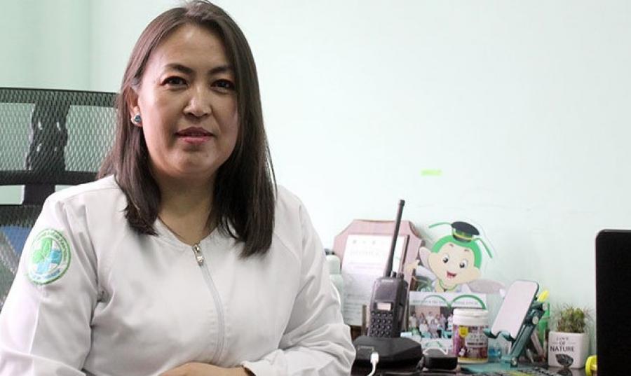Б.Энх-Амгалан: Хүүхдийн вакцинд тусгайлан хориглосон заалт байхгүй