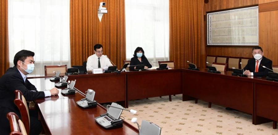 АБГББХ:АНУ-ын Чикаго хотод Монгол Улсын Консулын газар нээж ажиллуулах тухай тогтоолын төслийг дэмжив