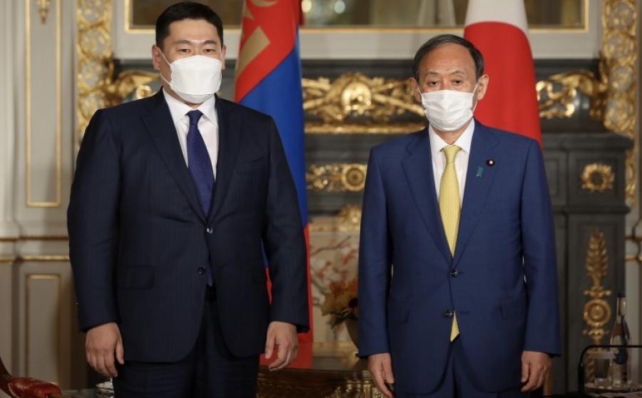Монгол Улс, Япон Улсын хооронд дипломат харилцаа тогтоосны 50 жилийн ой 2022 онд тохионо