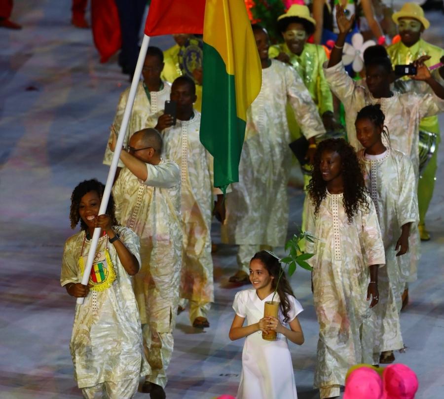 Гвиней улс олимпийг өнжих шийдвэрээ цуцлав